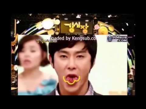 Strong Heart Ep 64 TVXQ cuts (Eng)