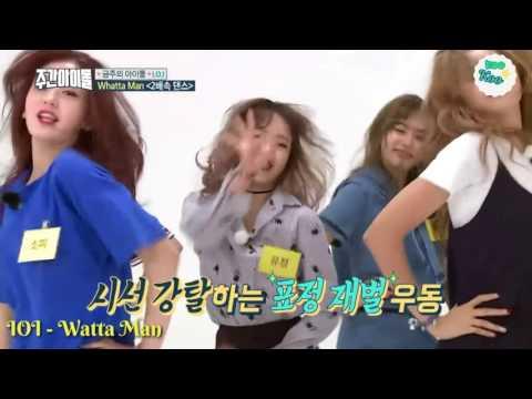 Gfriend vs IOI vs Red Velvet vs Blackpink 2x dance