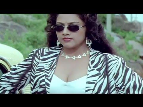 Chiranjeevi, Meena, Main Hoon Rakhwala - Comedy Scene 4/13