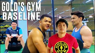 GOLD'S GYM TOUR | The Newest Gold's Gym |  Gym Vlog