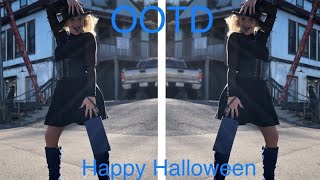 87th Outfit Of The Day....Sexy/Sassy Witch!!!! Happy Halloween