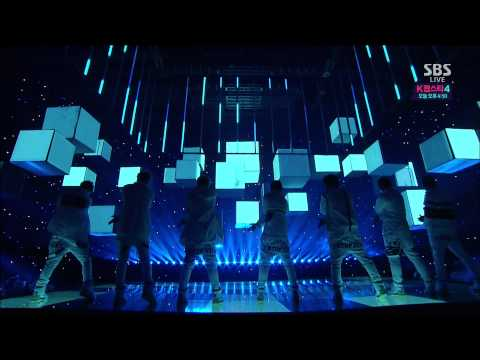 """GOT7 """"Gimme"""" & """"하지하지마(Stop stop it)"""" Comeback Stage @ SBS Inkigayo 2014.11.23"""