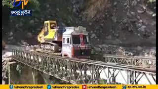 Bridge near Indo-China border collapses in Uttarakhand..