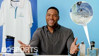 10 Things Michael Strahan Can't Live Without | GQ Sports