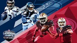 Seahawks vs. 49ers | Thursday Night Football Trailer | NFL