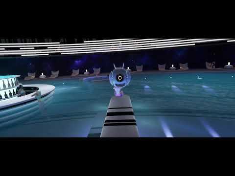 Sensorium Starship - Tech Demo Walk Through