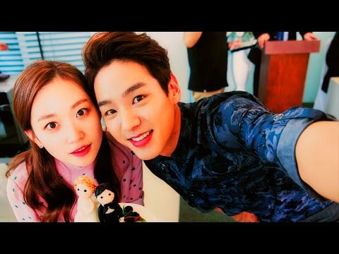 Kim Seul Gi x Kwak Shi Yang    second to last love