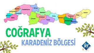 KPSS Coğrafya - Karadeniz Bölgesi
