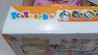 Mainan Anak Terbaru : Kulkas - Lemari Es Aneka Isi