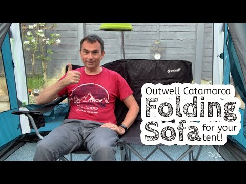 video The Catamarca Sofa – A space saving double seat