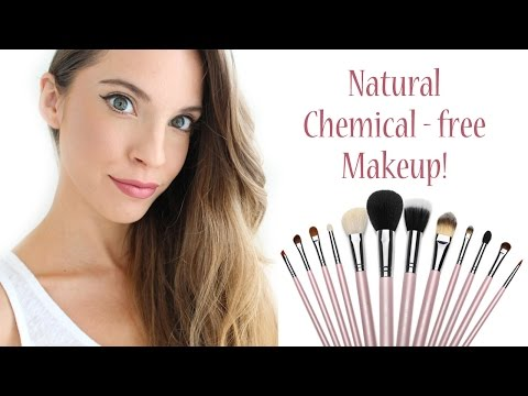 UPDATED NATURAL MAKEUP COLLECTION!! (My Holy Grail products)