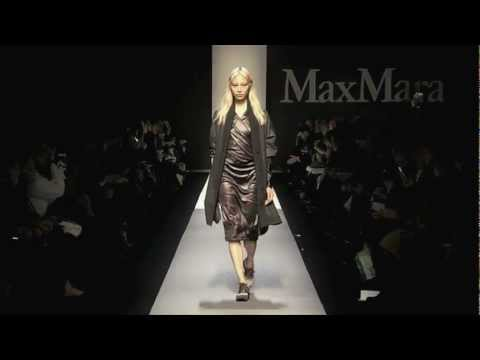 Max Mara Fall/Winter 2013-14 Fashion Show