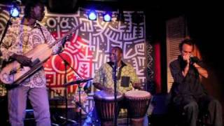 Raaga Trio - Mouso Donké