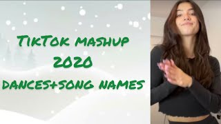 New TikTok mashup 2020 (not clean) with song names✨