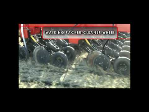 Bourgault 3710 Independent Coulter Drill Operator's Video - Part 1 of 3