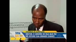 Entrevista Nestor de Almeida para Programa Hoje em Dia
