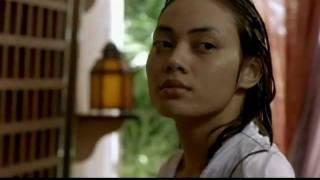 """HIT MAN FILE (Thailand; 2005) Bongkoj """"Tak"""" Khongmalai bikini pool swim!"""