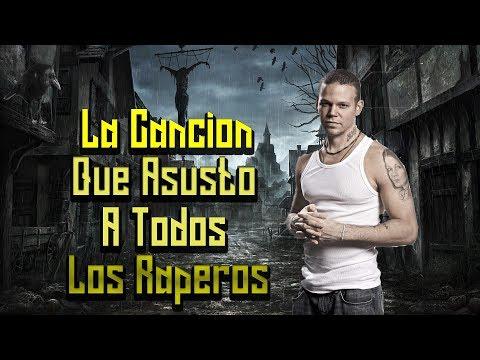 La Cancion Que Asusto A Todos Los Rappers - El Mejor Artista Vivo En Tiraera