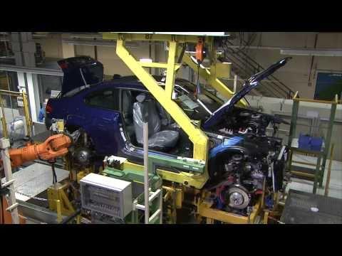 """Inside BMW's Secret """"Plant Zero"""""""