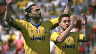 FIFA ONLINE 3 INDONESIA | JUVENTUS vs LAZIO (Coppa Italia) #2