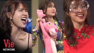 Những khoảnh khắc hài hước lầy lội của Ninh Dương Lan Ngọc khi chơi gameshow l VieTalents Official