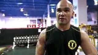 UFC 171: Robbie Lawler Training Day Part 1