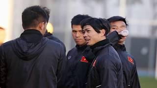 Tiết lộ bài nói chuyện bí mật động trời của U23 Việt Nam