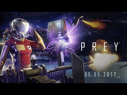 Prey – Weapon and Power Combos