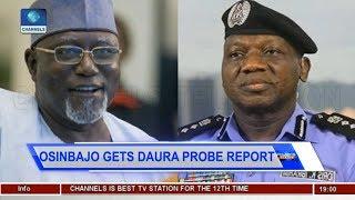 Osinbajo Gets Daura Probe Report | Politics Today | - YouTube