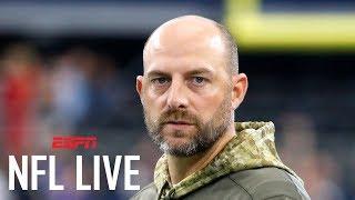 Bears hire former Chiefs OC Matt Nagy as new head coach | NFL Live | ESPN