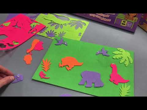 Fuzzy Felt - On The Farm