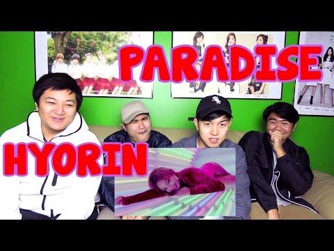 HYORIN - PARADISE MV REACTION (FUNNY FANBOYS)