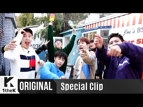 [Special Clip] Block B(블락비)_First-Ever Live Performance of 'YESTERDAY'