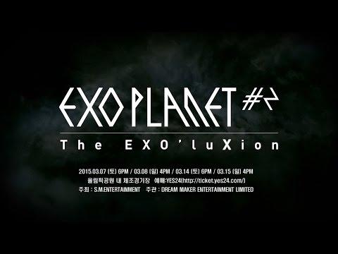 EXO PLANET #2 – The EXO'luXion –