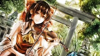 【東方Violin/Piano】 Spring Lane ~ Colorful Path 「TAMUSIC」