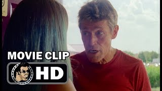 THE FLORIDA PROJECT Movie Clip - Watch Those Kids (2017) Willem Dafoe Drama Movie HD