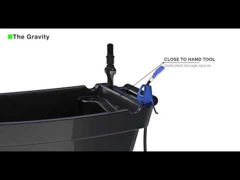 Gravity X3 Mobile Bio Parts Washer