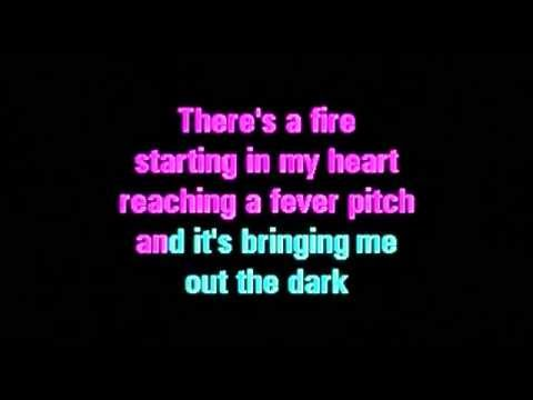 Rolling In The Deep Karaoke(Rock Version)