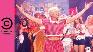 """Bryshere Gray Performs Taylor Swift's """"We Are Never Ever Getting Back Together""""   Lip Sync Battle"""