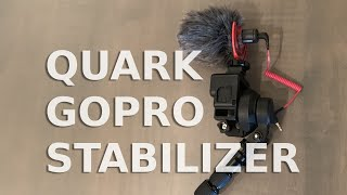 Noir Matter Quark GoPro Stabilizer Gimbal, Alien Tech Reviews