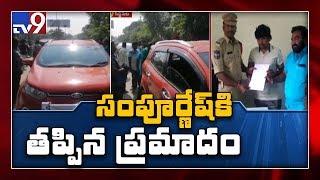 Hero Sampoornesh Babu Byte About Accident..
