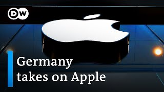 Germany opens antitrust investigation against Apple | DW News