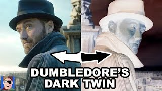Dumbledore's Dark Twin: Aurelius Explained | Fantastic Beasts Theory