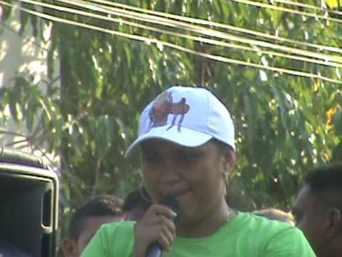 Serenata al Nazareno de Achaguas 2009 (La Negra Linares)