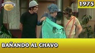 El Chavo   Bañando al Chavo (Completo)
