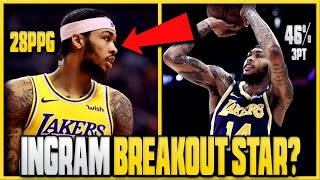 Here's Why BRANDON INGRAM Was BREAKING OUT Into A STAR Before CAREER THREATENING Injury?