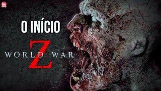 WORLD WAR Z - O INÍCIO DE GAMEPLAY, EM PORTUGUÊS    Centenas de Zumbis ao Mesmo Tempo!