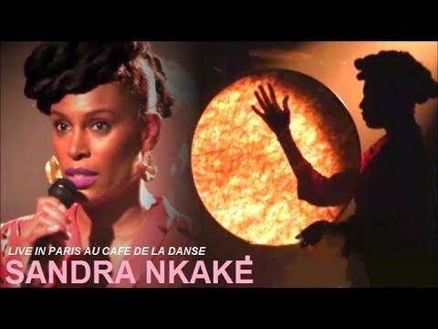 SANDRA NKAKE | LIVE IN PARIS AU CAFE DE LA DANSE PARIS LE 14 NOVEMBRE 2017