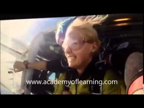 Academy of Learning College - Student Testimonial - Mary Claire