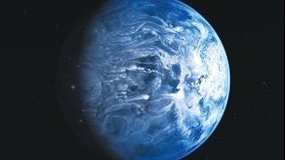 NASA Phát Hiện Hành Tinh Xanh Có Mưa Thủy Tinh!   Khoa Học Huyền Bí